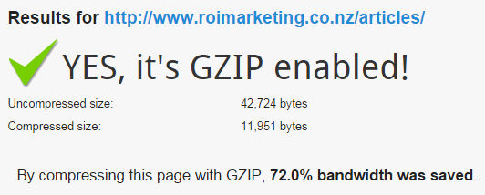 gzip-enabled