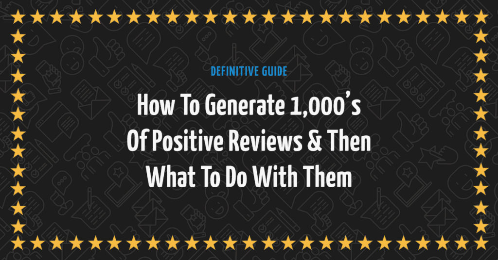 2401668d8e280 How To Get Reviews On Google, Amazon, Yelp & Facebook